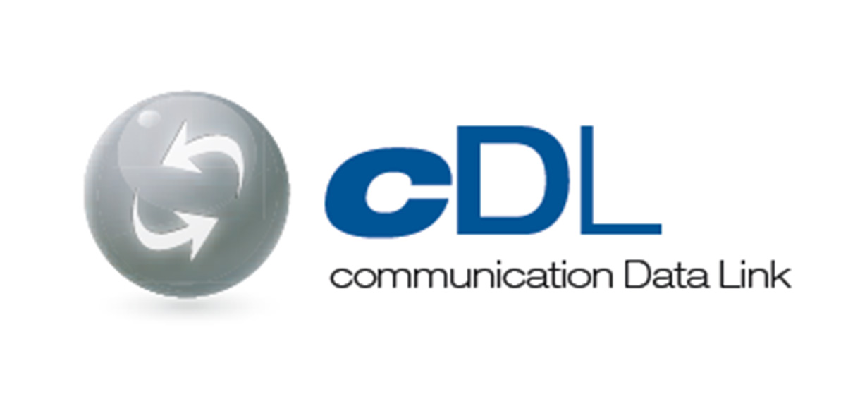 Fresenius Medical Care – logo communication Data Link (cDL)